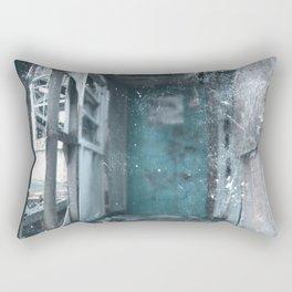 Corridor Rectangular Pillow
