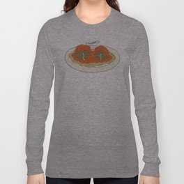 Cannimeatballism! Long Sleeve T-shirt