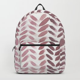 Berry Wheat Backpack