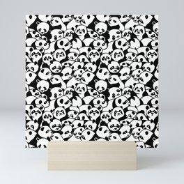 Oh Panda Mini Art Print
