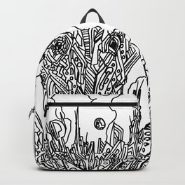 A World In Hand Backpack