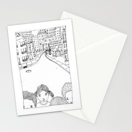 Urban Escape Stationery Cards