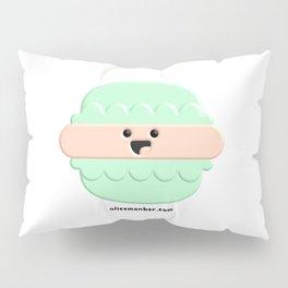 Cute Macaron Pillow Sham