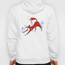 Fox and Bee Hoody