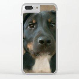 Sheprador Clear iPhone Case