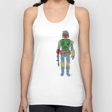 My Favorite Toy - Boba Fett Unisex Tank Top