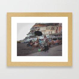 Italian Painter Framed Art Print