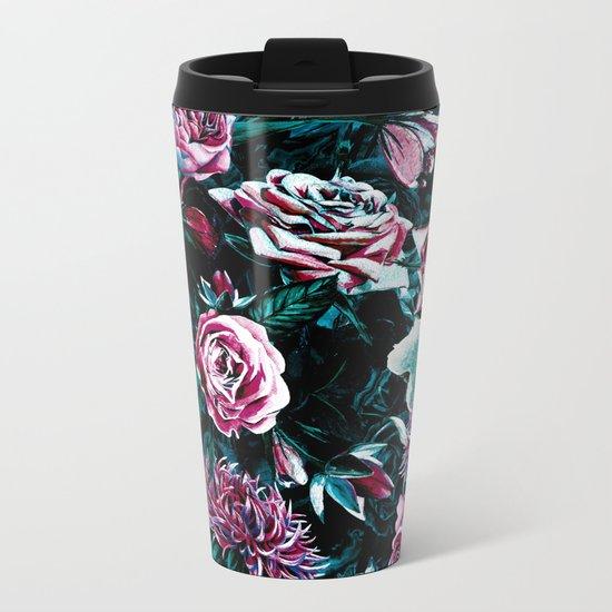 Dark Romance Metal Travel Mug