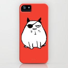 Cat's Tail - Malevolent iPhone Case