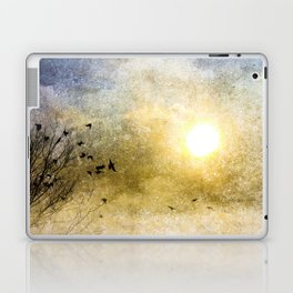 New Day Yesterday Laptop & iPad Skin