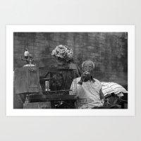 Bai Jiu Art Print