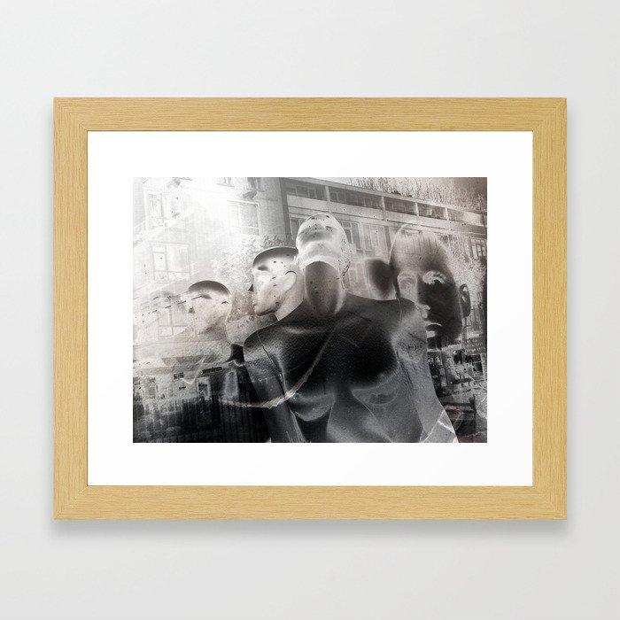 Dangerous Liaisons Framed Art Print