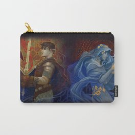 Warrior and priestess Carry-All Pouch