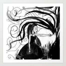 Redo Art Print