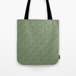 Cenotes - Cerulean - Beautiful Bones Tote Bag