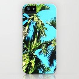 Beetle Nut Tree iPhone Case