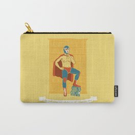 Lucha Library Carry-All Pouch