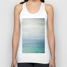 Out to Sea Unisex Tank Top
