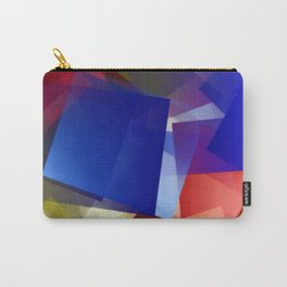 Geometric harmony. For Paul klee Carry-All Pouch