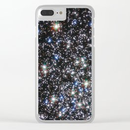 Messier 12 Clear iPhone Case