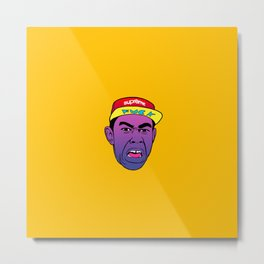 Tyler the Creator Metal Print