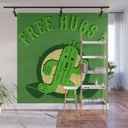 Free Hugs II Wall Mural