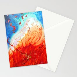 Pura Energia y Caos Stationery Cards