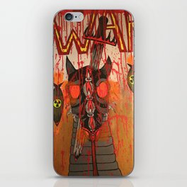 The Second Horse, War iPhone Skin