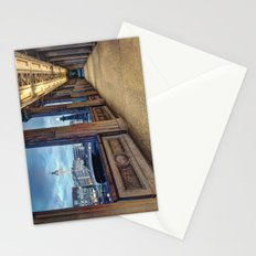 Window To The Other World Stationery Cards