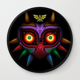 The Mask Of Majora Wall Clock