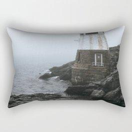Castle Hill Lighthouse, Rhode Island Rectangular Pillow