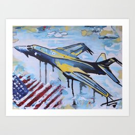 Mission Freedom Art Print