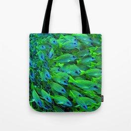 Fishies Tote Bag
