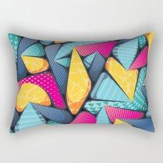 SUPER-MIA-POP • Portrait Detail Rectangular Pillow