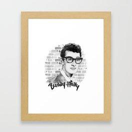 Buddy 2014 Framed Art Print