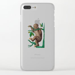 To know me is to love me Clear iPhone Case
