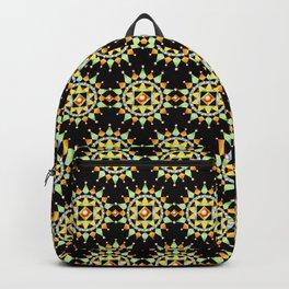 Bijoux Mandala Sunburst Backpack