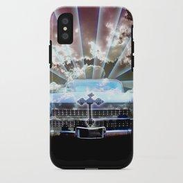 Vengeance is Mine iPhone Case