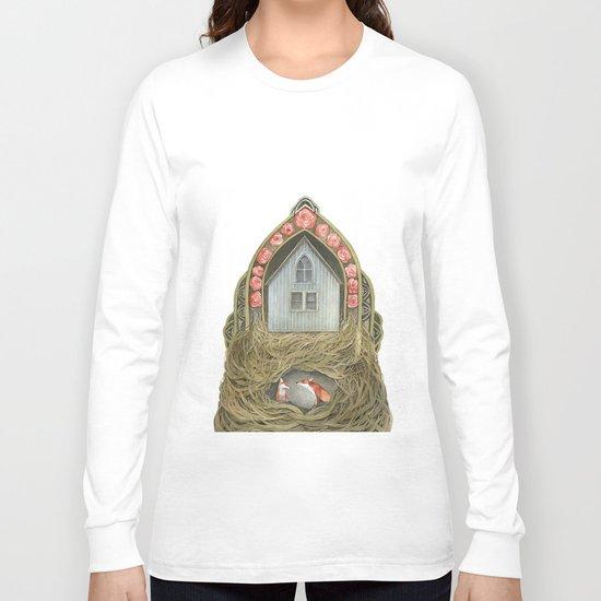 Sweet Home II // Polanshek Long Sleeve T-shirt