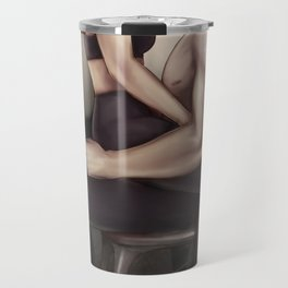 I get to be the other half of you Travel Mug