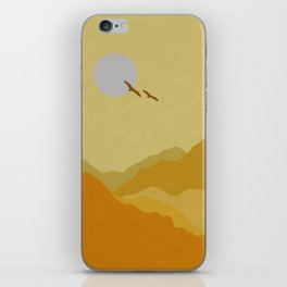 Shades of Desert iPhone Skin