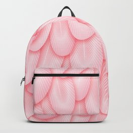 Spoonbill Feathers Backpack