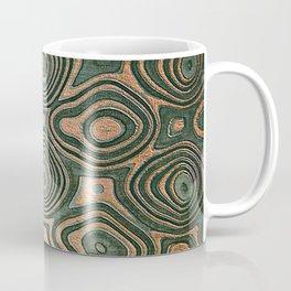Metall texture, Damascus Coffee Mug
