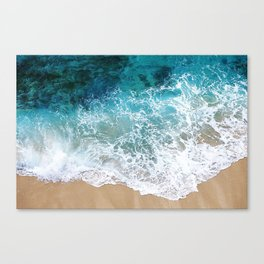 Ocean Waves I Canvas Print