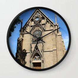 Cathedral Basilica of St. Francis of Assisi Santa Fe Wall Clock