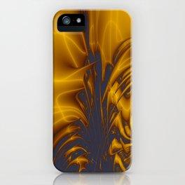 Fractal Portal iPhone Case