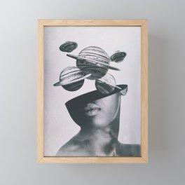 The Origin Framed Mini Art Print