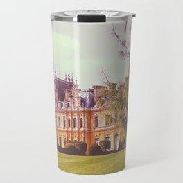 Country Manor House Travel Mug