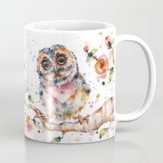 Yep, Cute Is My Middle Name (Owl) Mug