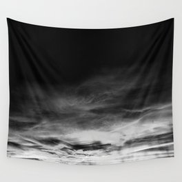 BLACK & WHITE TOUCHING #1 #abstract #decor #art #society6 Wall Tapestry